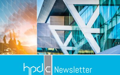 HPDC Newsletter – September-October 2019
