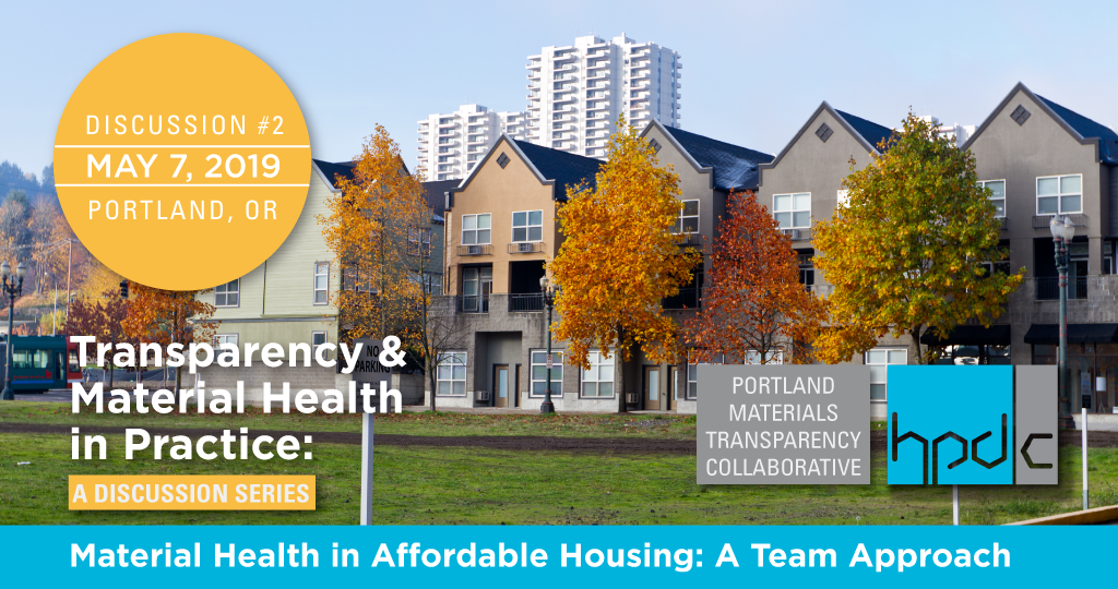 Material Health in Affordable Housing: A Team Approach