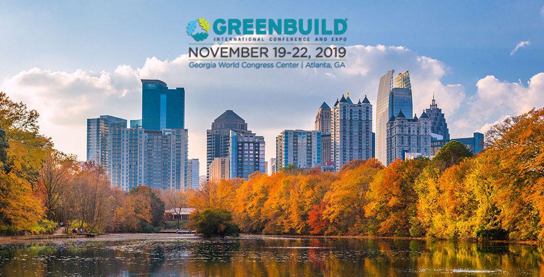 Greenbuild 2019