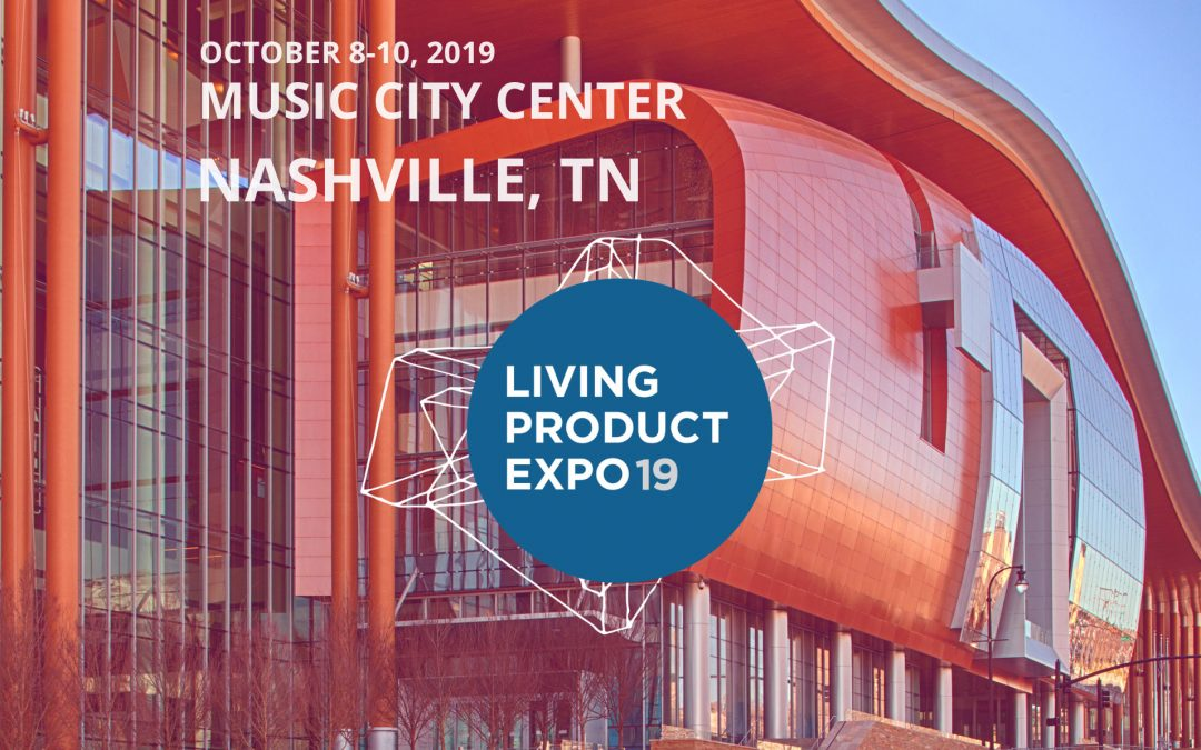 Living Product Expo 2019